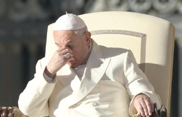 Z czym walczy Franciszek