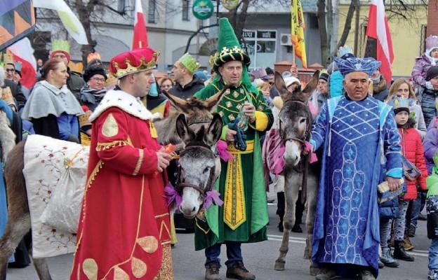 Orszaki Trzech Króli w diecezji