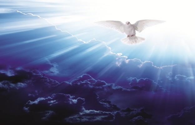 Czy Duch Święty to gołębica?