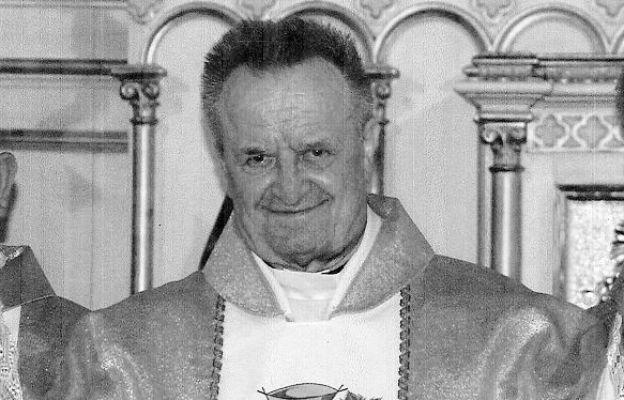 Zmarł ks. prał. Stanisław Pasyk. Msza pogrzebowa w par. Królowej Polski w Świdnicy.