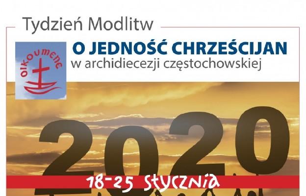 Tydzień Modlitw o Jedność Chrześcijan w archidiecezji częstochowskiej