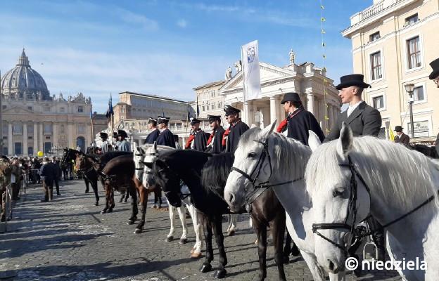 Uroczystości ku czci św. Antoniego Opata w Watykanie