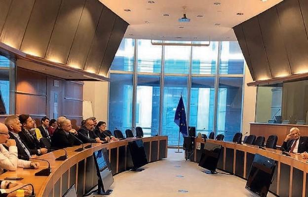 Sprawą reform sądownictwa zainteresowali instytucje unijne politycy polskiej opozycji, zachęcani do tego przez elitę sędziów. Spotkanie marszałka Senatu Tomasza Grodzkiego z europosłami