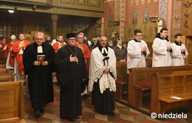 Abp Depo: Bądźmy współpracownikami Ducha Świętego na drogach jedności