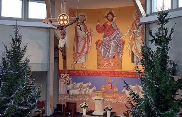 Historyczna uroczystość w kościele św. Jana Pawła II