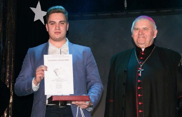 Bp Piotr Skucha i Michał Lech – zdobywca Grand Prix