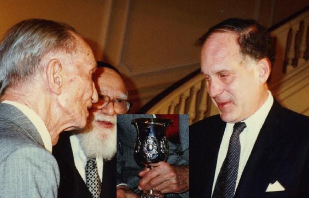 Prezydent Światowego Kongresu Żydów weźmie udział w obchodach 75. rocznicy wyzwolenia KL Auschwitz