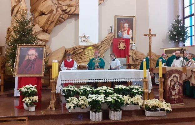Uroczystości w parafii Pierwszych Męczenników Polski w Gorzowie