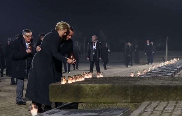 Oświęcim: modlitwy i hołd ofiarom w 75. rocznicę wyzwolenia obozu Auschwitz-Birkenau