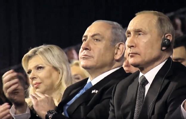 W tył zwrot Putina