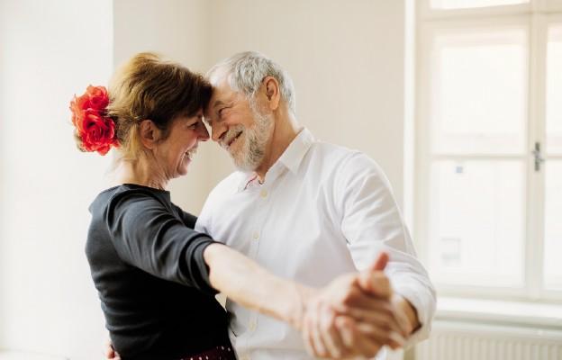 Małżeńskie tańce