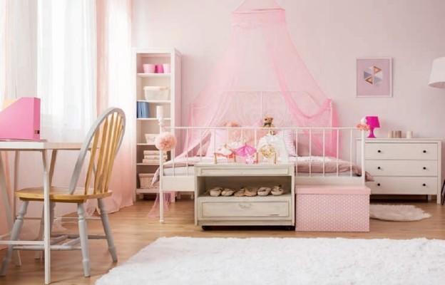 """Marzeniem chorej dziewczynki był """"pokój księżniczki"""""""