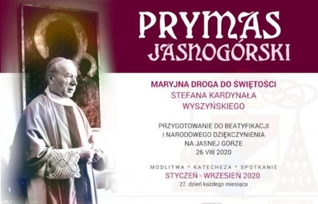 Jasna Góra: Oddany Maryi więzień - spotkanie przed beatyfikacją Prymasa Wyszyńskiego