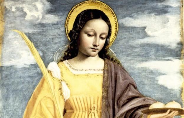 Beskidy: tradycja święcenia soli, chleba i wody od św. Agaty