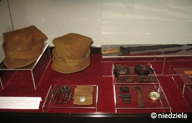 Eksponaty muzealne po konserwacji
