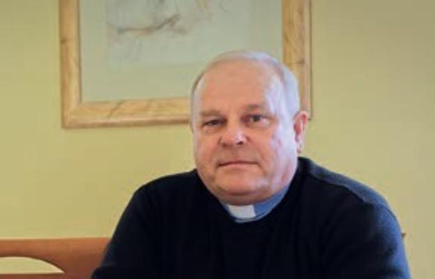 Ks. prał. dr Jan Gargasewicz
