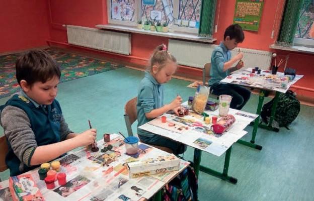Szkoła stawia na wszechstronny rozwój dzieci