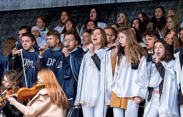Śpiewająco do Błażowej