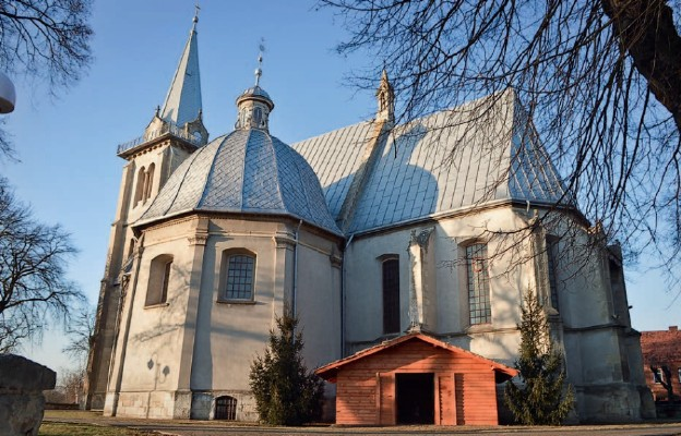 Osiem wieków kościoła wDziałoszycach