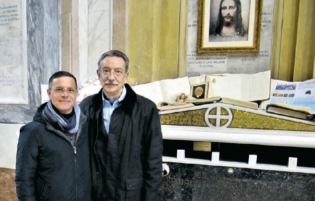 Kościół ks. Dolindo wymaga remontu