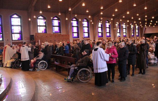 Dzień Chorego w parafii św. Józefa Oblubieńca w Zielonej Górze