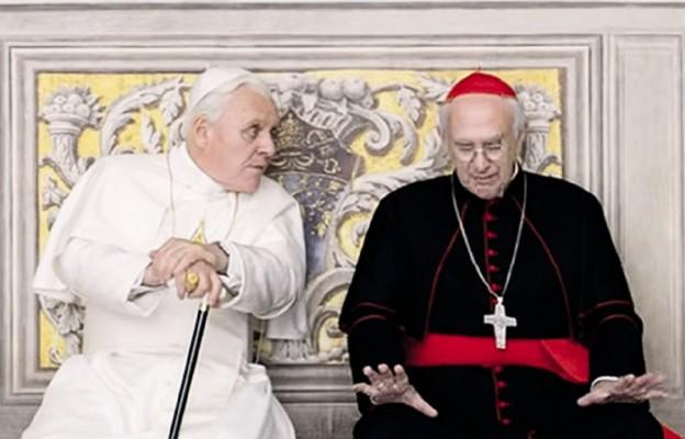 Papież też człowiek