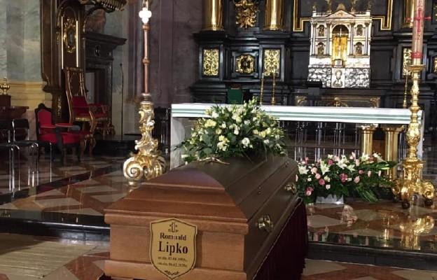 Abp Budzik: Romuald Lipko szukał Boga w pięknie