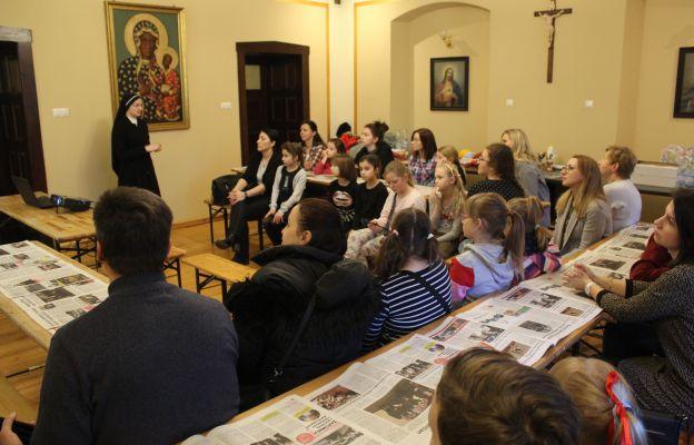 O życiu w klasztorze opowiada s. Maria Monika Woźniak