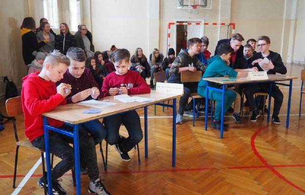 VIII Rejonowy Turniej Ministrantów w Wieluniu
