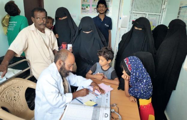 Jemen woła o pomoc