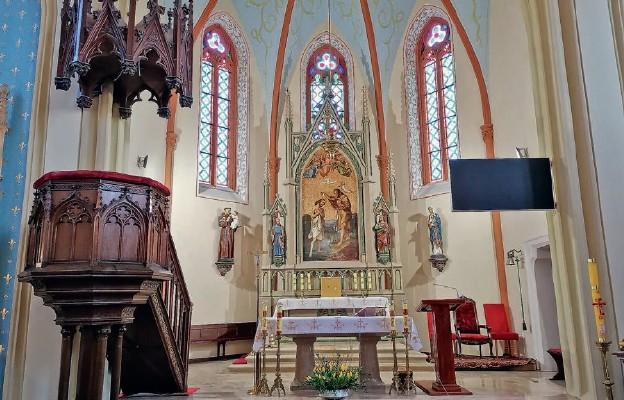 Niestrudzeni wtrosce oremonty kościołów