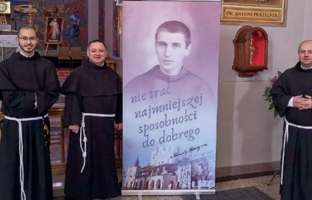 Głoszono nauki m.in. o słudze Bożym o. Wenantym Katarzyńcu