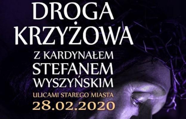 Droga Krzyżowa z kard. Stefanem Wyszyńskim