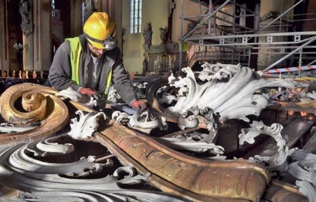 Takiego remontu nie było od 100 lat