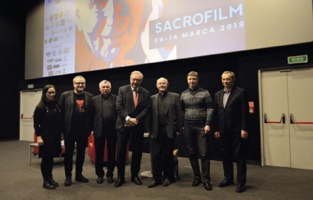 """""""Sacrofilm"""" 2019, goście zagraniczni"""