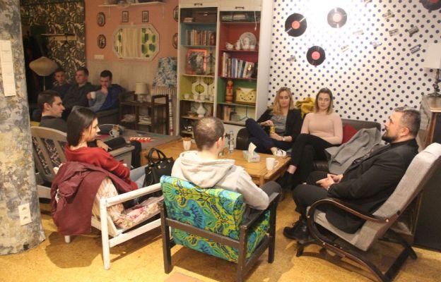 Spotkanie Pogadaj z Czarnym 25 lutego w klubie