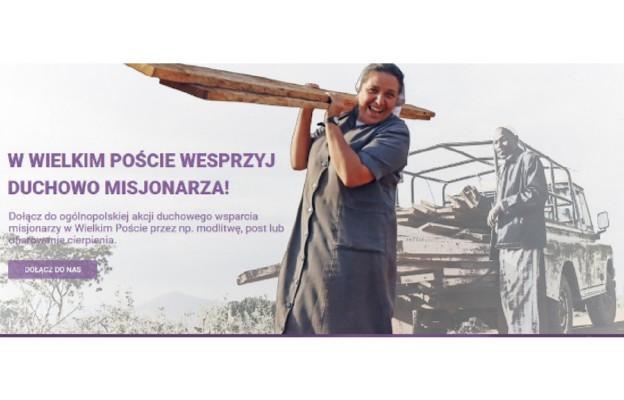 Misjonarz na Post: za jednego polskiego misjonarza modliły się aż 24 osoby