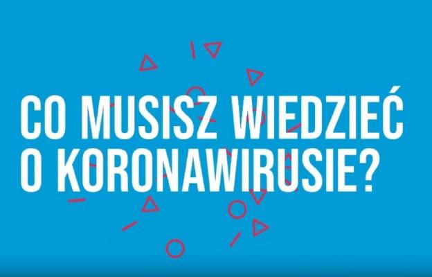 Co musisz wiedzieć o koronawirusie?