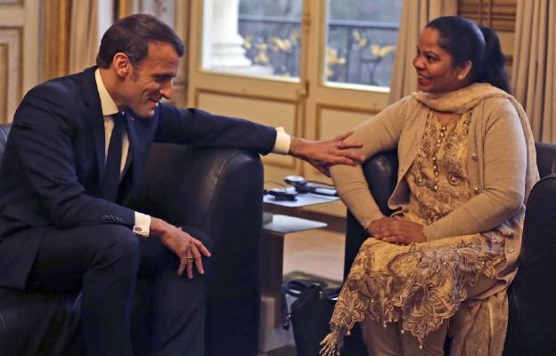Asia Bibi: marzę o spotkaniu z Franciszkiem