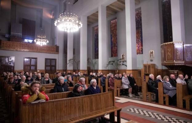 kościół św. Franciszka w Łodzi