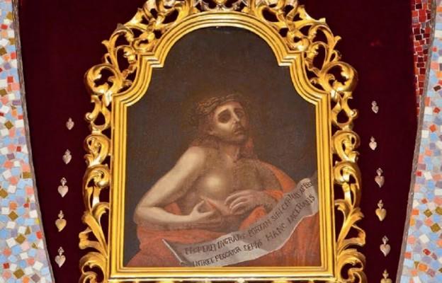 Cudowny obraz z kościoła w Cewkowie
