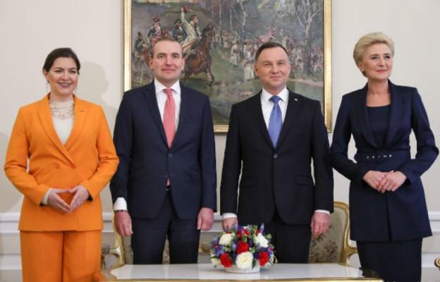 Wizyta Prezydenta Republiki Islandii w Polsce