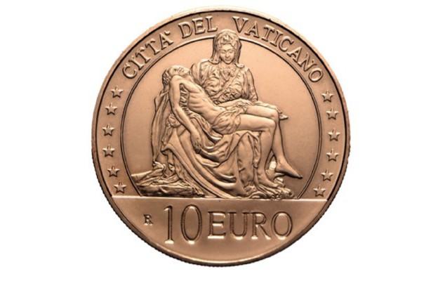 Nowa seria monet watykańskich