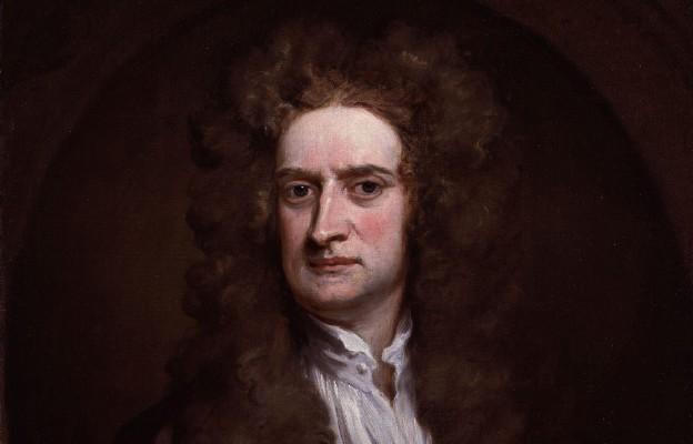 Odnaleziono rzadki egzemplarz dzieła Newtona