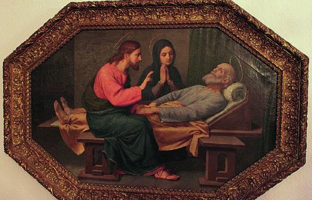 Zasnąć jak św. Józef