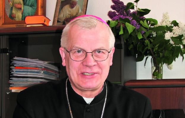 Bene Merenti dla Arcybiskupa