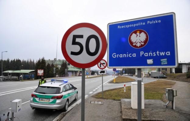 Straż Graniczna: ubiegłej doby na polskiej granicy skontrolowano łącznie ponad 40 tys. osób