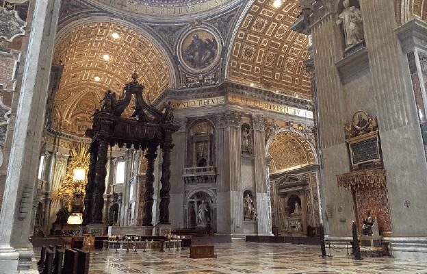 Włochy zamkniętych kościołów