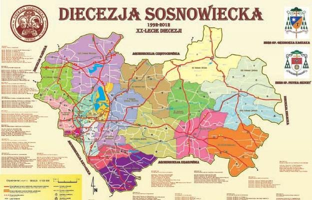 Nasza diecezja sosnowiecka