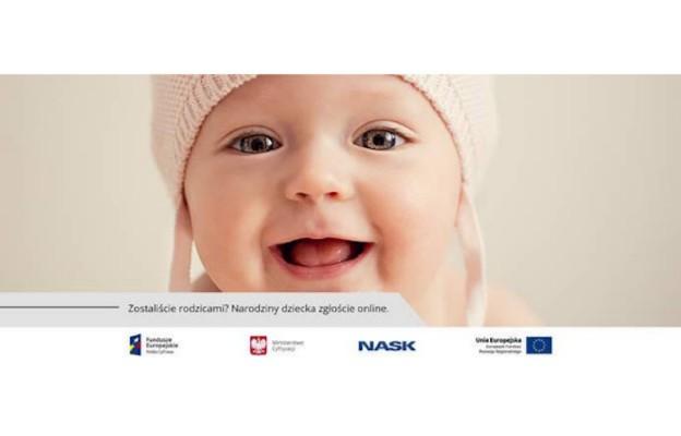 Rodzina jest najważniejsza - narodziny dziecka zgłaszajcie online